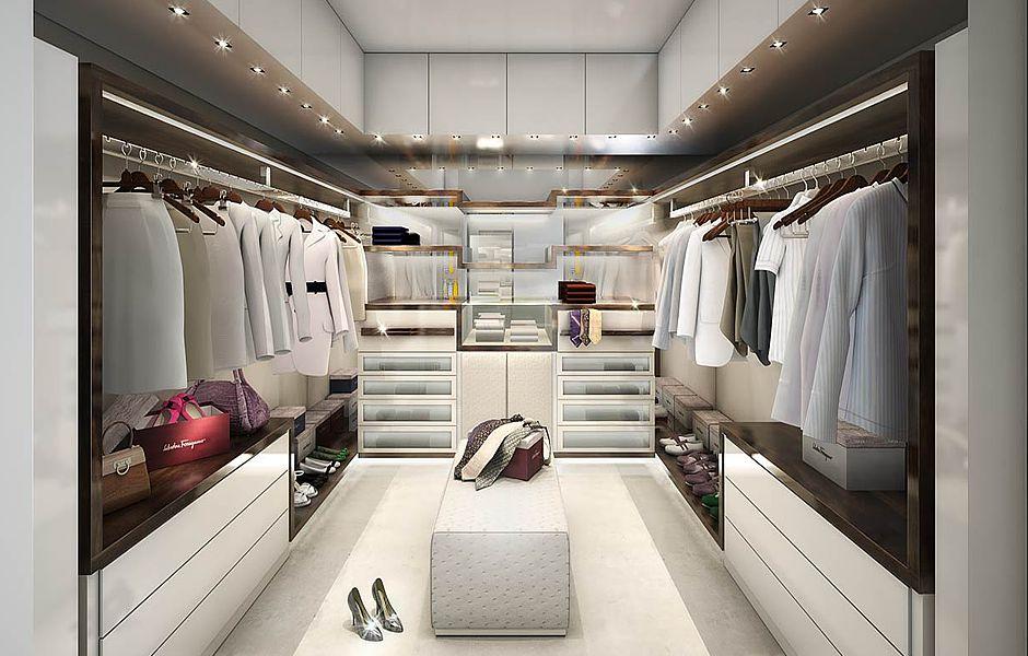 Cabina Armadio Moderne : Cabine armadio moderne su misura